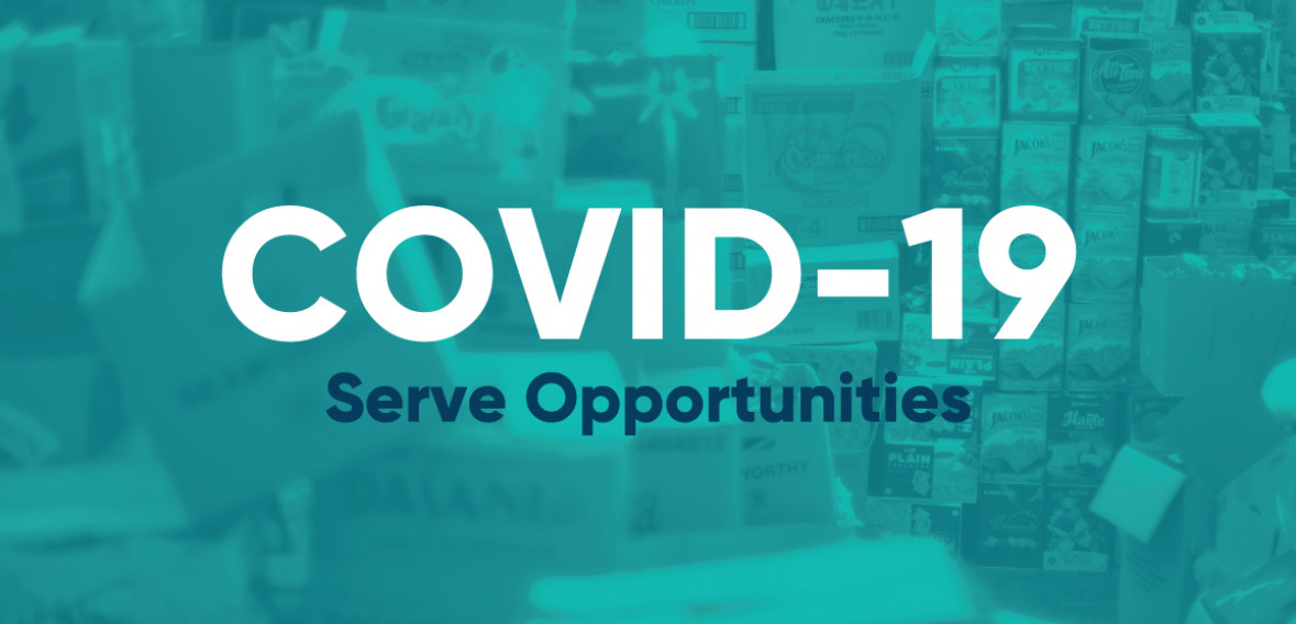 Serve Opportunities During COVID-19