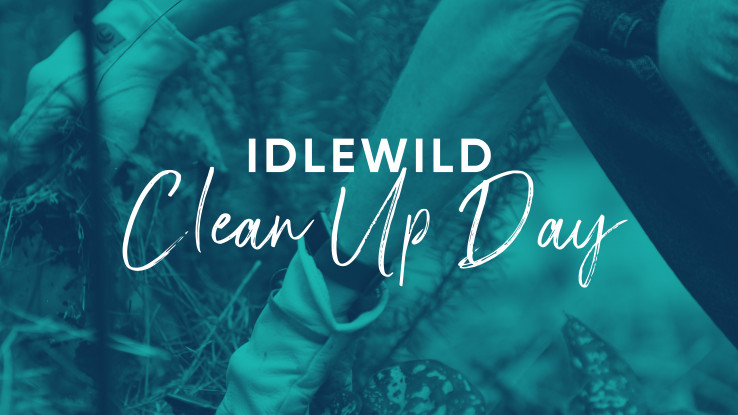 Idlewild Elementary Clean-Up Day