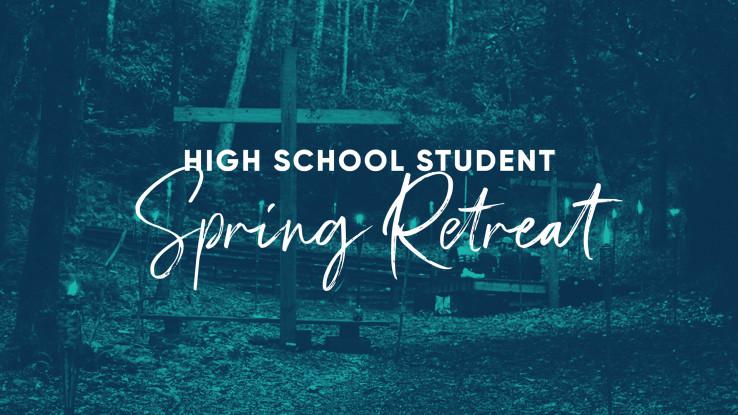 SouthPark High School Spring Retreat