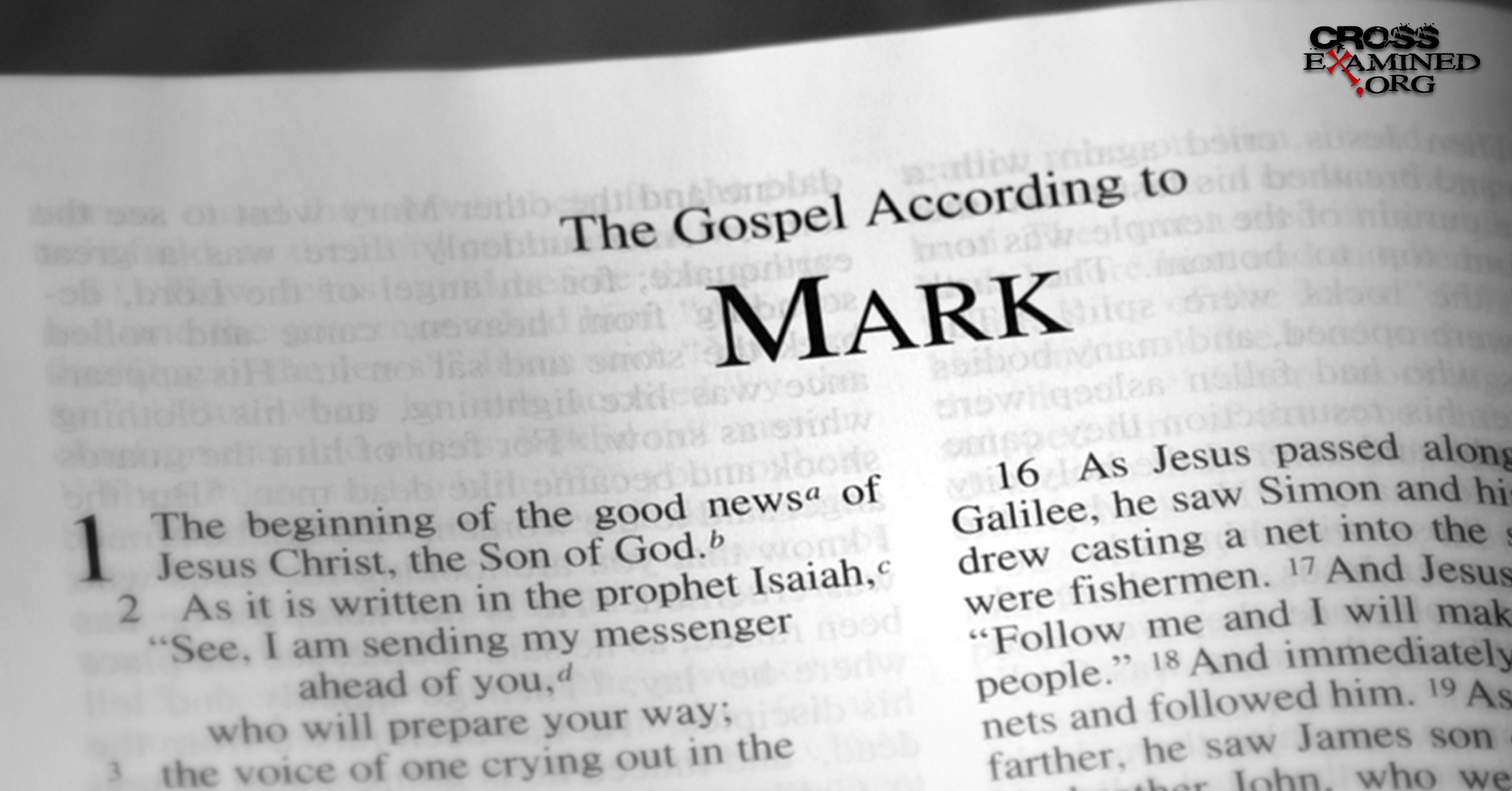 In & Out: Gospel of Mark
